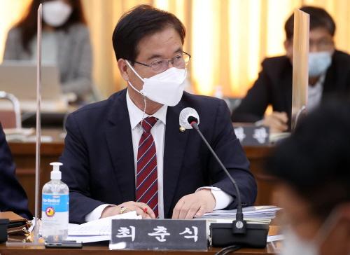 최춘식 의원, 윤석열 후보 '국민캠프' 영입
